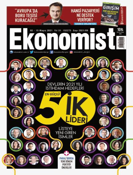 Ekonomist May 02, 2021 00:00