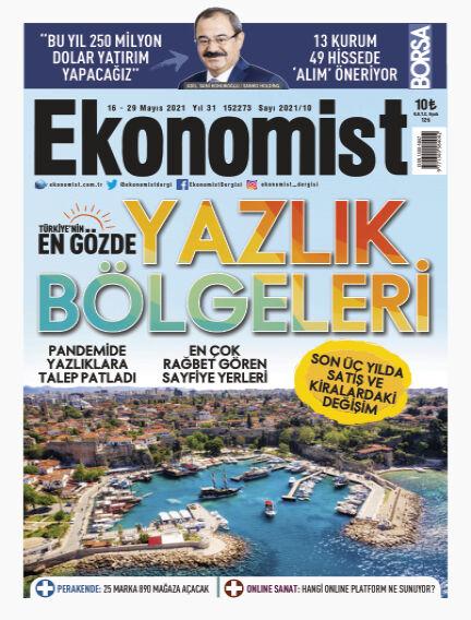 Ekonomist May 17, 2021 00:00