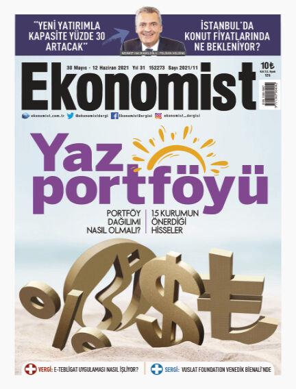 Ekonomist May 30, 2021 00:00