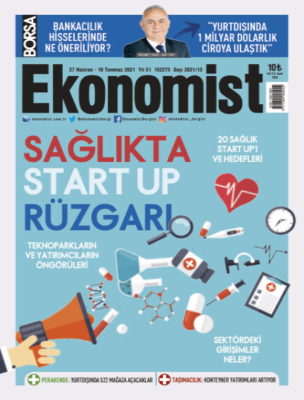 Ekonomist June 26, 2021 00:00
