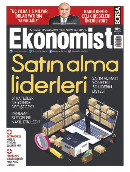 Ekonomist July 26, 2021 00:00