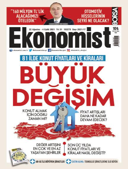 Ekonomist August 21, 2021 00:00