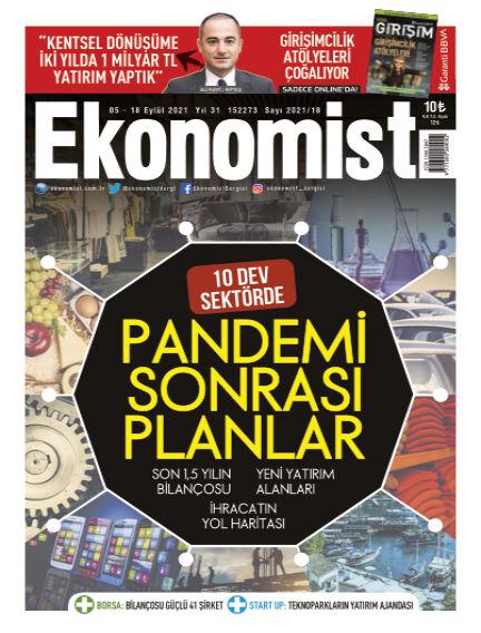 Ekonomist September 05, 2021 00:00