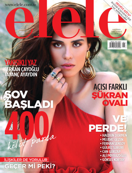 Elele June 01, 2016 00:00