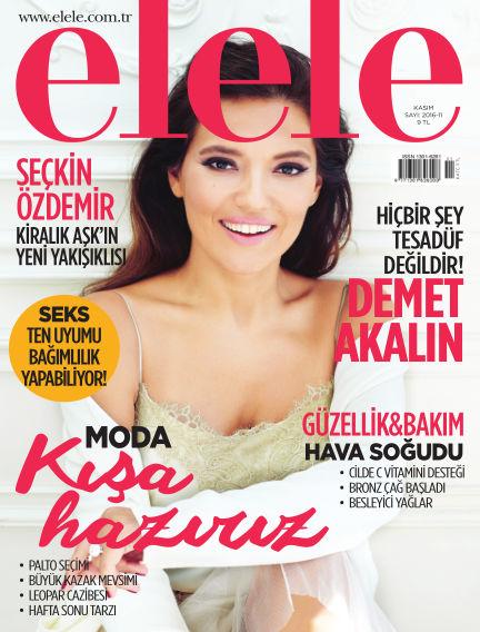 Elele October 31, 2016 00:00