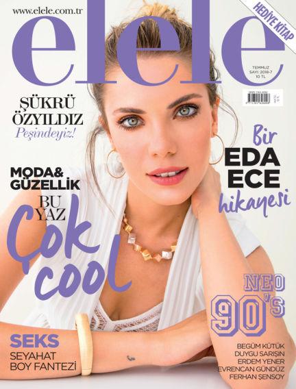 Elele July 02, 2018 00:00