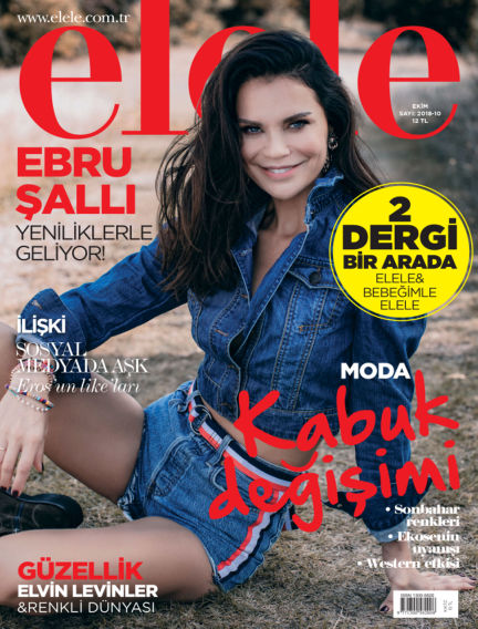 Elele October 01, 2018 00:00