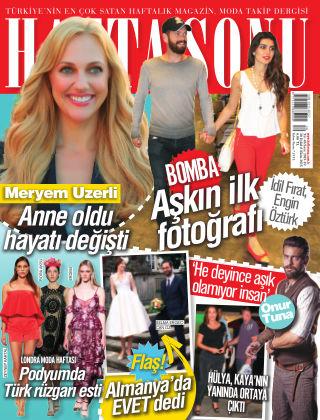 Hafta Sonu 30 September 2015