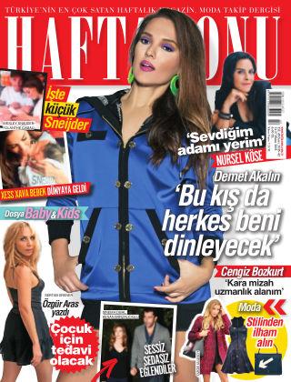 Hafta Sonu 21 October 2015