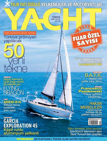Yacht January 29, 2015 00:00