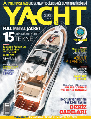 Yacht March 2015