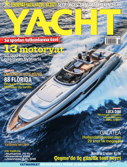 Yacht June 01, 2015 00:00