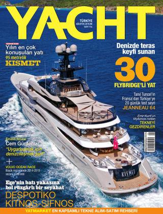 Yacht August 2015