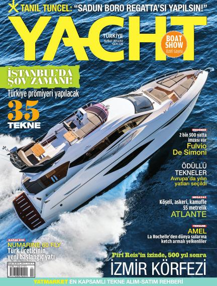 Yacht January 29, 2016 00:00