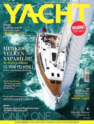 Yacht April 2016