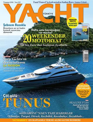 Yacht July 2016