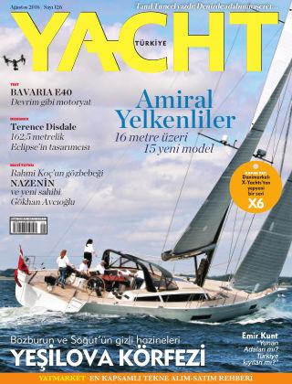 Yacht August 2016