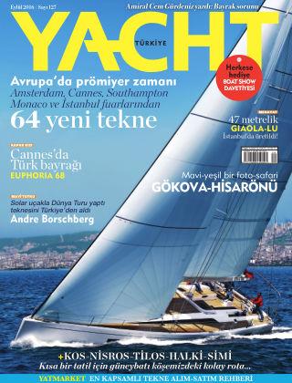 Yacht September 2016