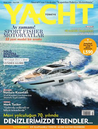 Yacht October 2016
