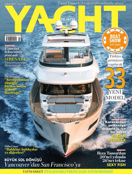 Yacht February 01, 2017 00:00