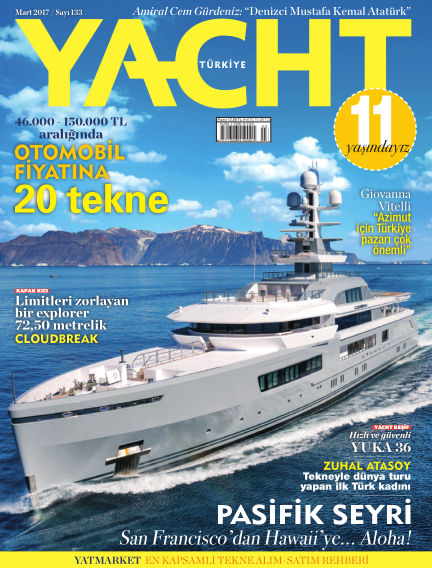 Yacht March 01, 2017 00:00