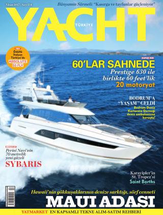 Yacht April 2017