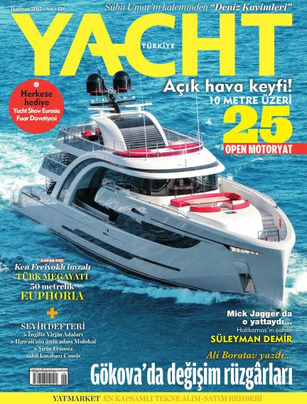 Yacht May 31, 2017 00:00