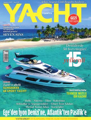 Yacht August 2017