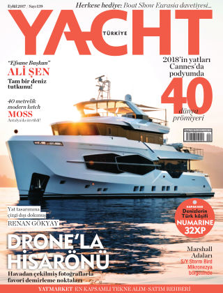 Yacht 9th September 2017