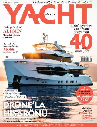 Yacht 9th September 2017