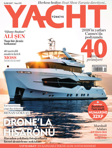 Yacht September 03, 2017 00:00