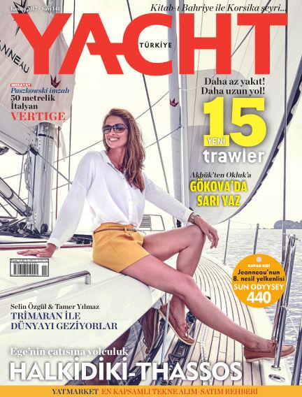 Yacht October 31, 2017 00:00