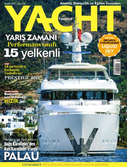 Yacht December 01, 2017 00:00