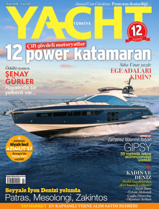 Yacht March 2018