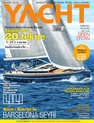 Yacht April 2018