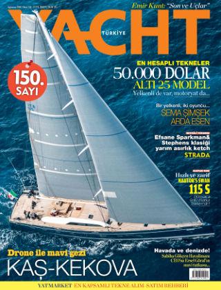 Yacht August 2018