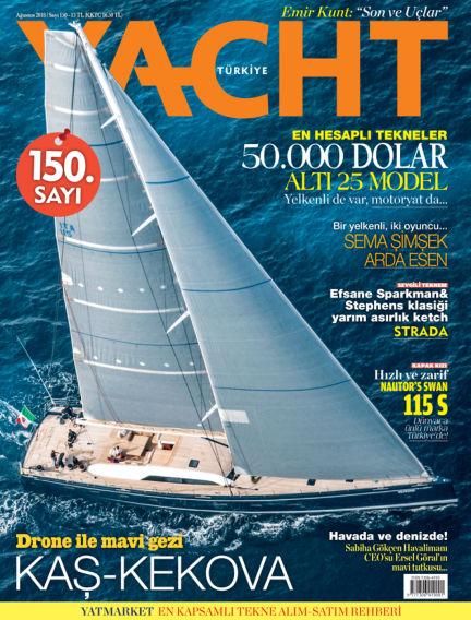 Yacht July 31, 2018 00:00