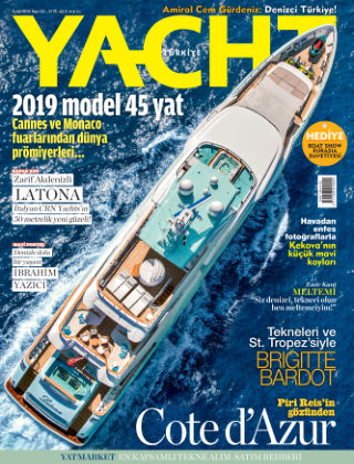 Yacht September 2018