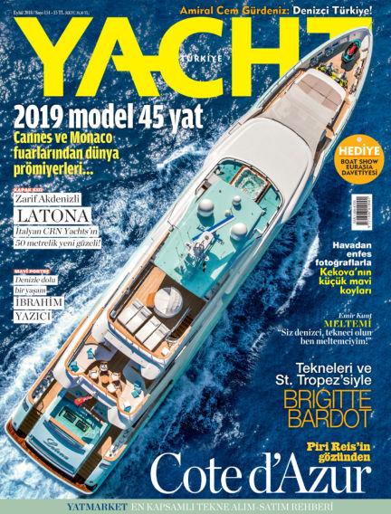 Yacht August 31, 2018 00:00