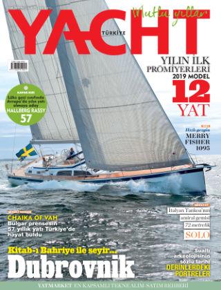 Yacht January 2019