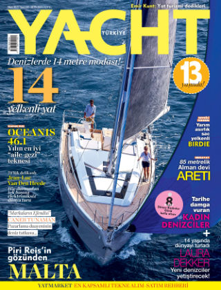 Yacht March 2019