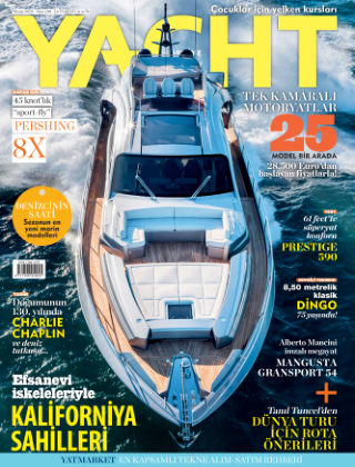 Yacht April 2019