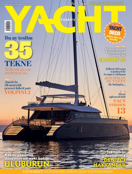 Yacht May 01, 2019 00:00
