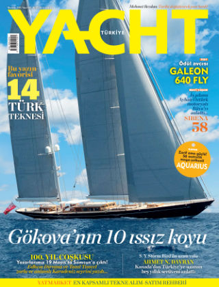 Yacht June 2019