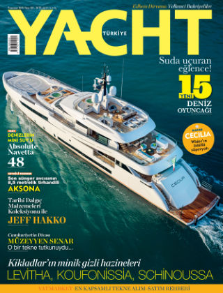 Yacht July 2019