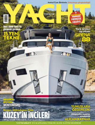 Yacht October 2019