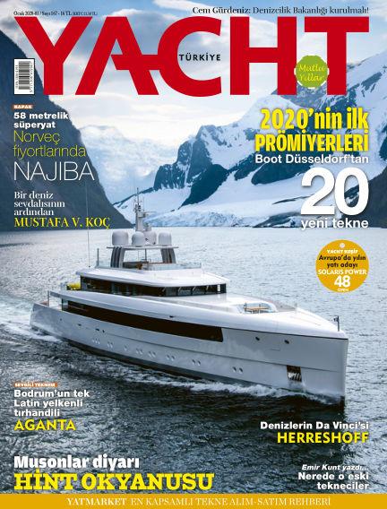Yacht January 01, 2020 00:00