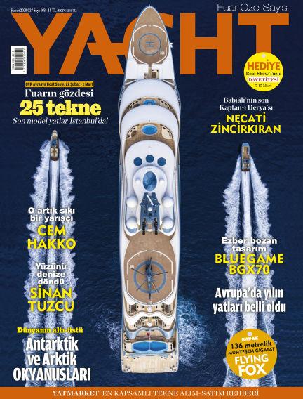 Yacht January 31, 2020 00:00