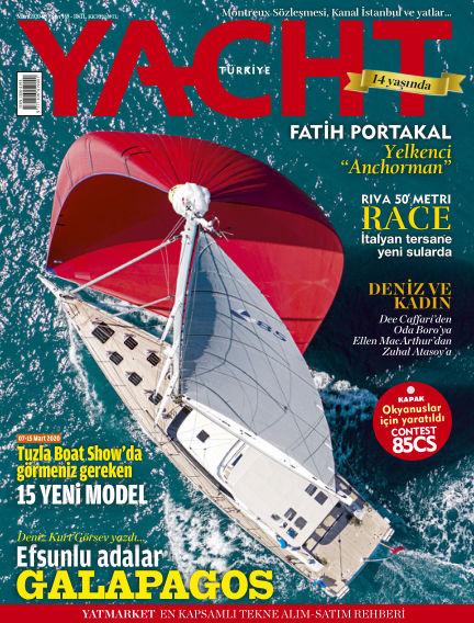 Yacht February 28, 2020 00:00