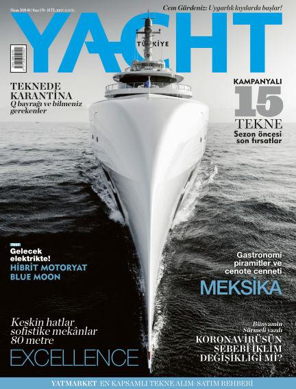 Yacht April 01, 2020 00:00